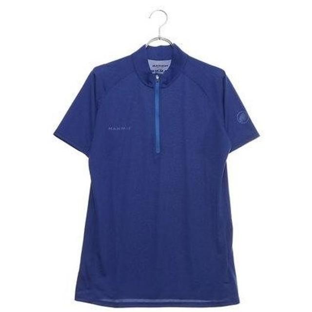 マムート MAMMUT メンズ トレッキング 半袖Tシャツ Performance Dry Zip T-Shirt Men 1017-00440