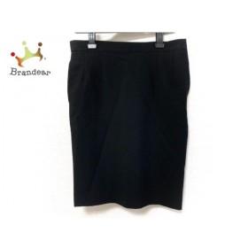 イヴサンローラン YvesSaintLaurent スカート サイズ36 S レディース 美品 黒   スペシャル特価 20191007