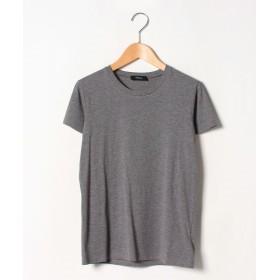セオリー Tシャツ APEX TEE TINY TEE 2 J レディース グレー S 【Theory】