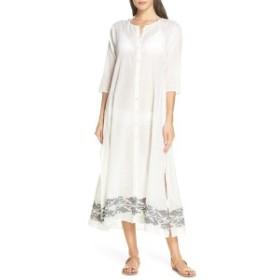 ローラー・ラビット レディース ワンピース トップス Roller Rabbit Jamdani Anu Cover-Up Dress Black
