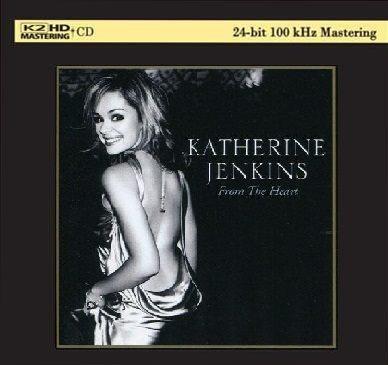 【停看聽音響唱片】【K2HD】KATHERINE JENKINS:FROM THE HEART