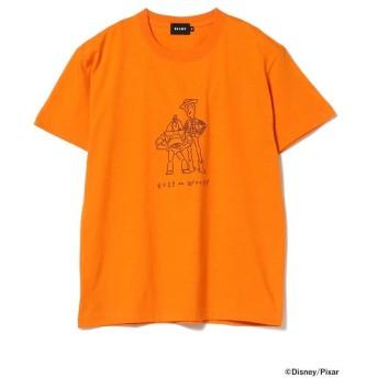 【ビームス メン/BEAMS MEN】 Yu Nagaba / トイ・ストーリー Tシャツ