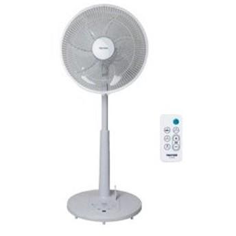 TEKNOS/テクノス KI-3589DC DCハイポジション扇風機 35cm ホワイト