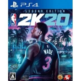 Game Soft (PlayStation 4)/Nba 2k20 レジェンド・エディション