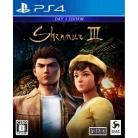 Game Soft (PlayStation 4)/シェンムーiii リテールday1エディション