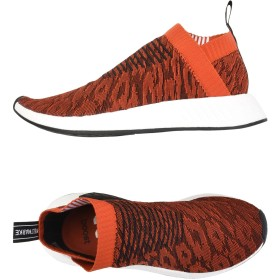 《セール開催中》ADIDAS ORIGINALS レディース スニーカー&テニスシューズ(ローカット) 赤茶色 5.5 紡績繊維 NMD_CS2 PK