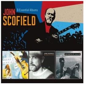 John Scofield 3 Essential Albums CD