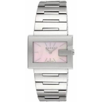 グッチ レディース腕時計 Gレクタングル YA100518