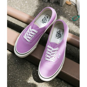 【URBAN RESEARCH:シューズ】VANS Authentic 44DX