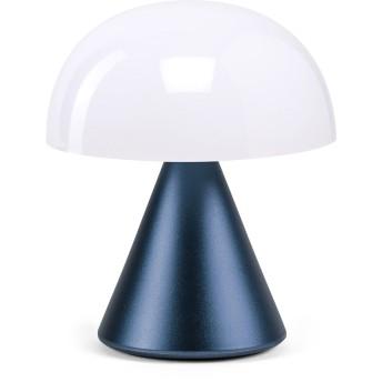 Lexon Mina LEDミニランプ ダークブルー