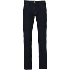 《期間限定セール開催中!》EMPORIO ARMANI メンズ ジーンズ ブルー 27 コットン 99% / ポリウレタン 1%