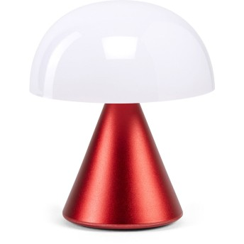Lexon Mina LEDミニランプ レッド