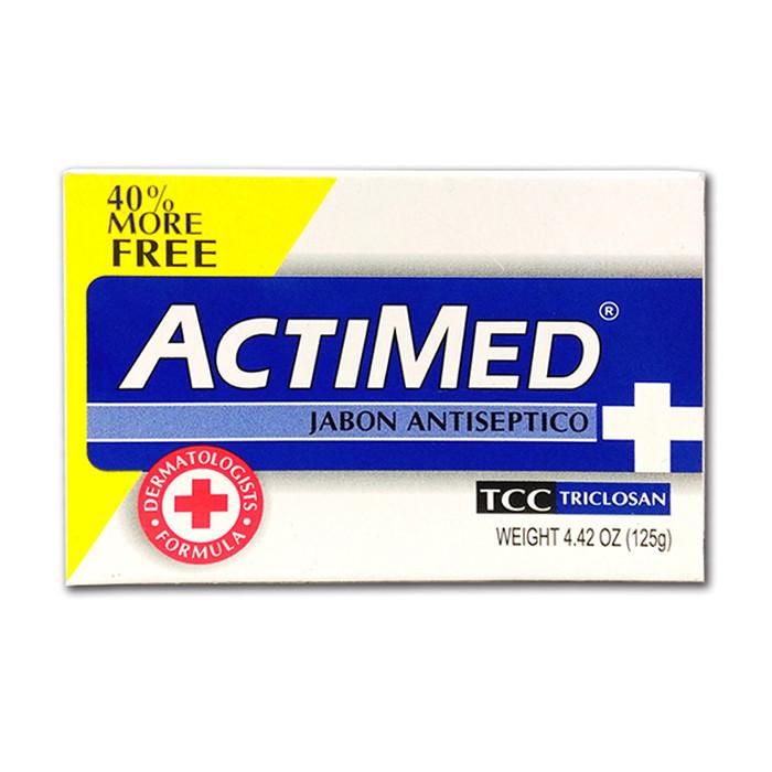 actimed艾迪美抗菌潔膚皂(125g)*12