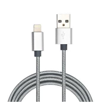 a iPhoneライトニング USB 充電 Lightning ケーブル 1m pa-shop
