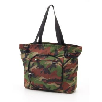 50%OFF Y'SACCS(bag) (イザック(バック)) パッカブルトート カモフラージュ