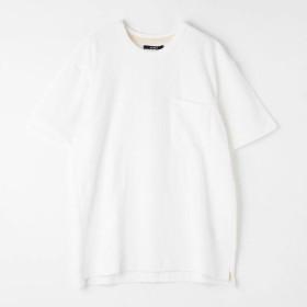 [マルイ]【セール】ポケット付きパイルTシャツ/ヴィタル ムッシュニコル(VITAL MONSIEUR NICOLE)