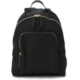 MONICA ナイロンリュック Sサイズ リュック・バッグパック,ブラック