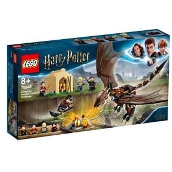 レゴジャパン レゴ(R)ハリー・ポッター ハンガリー・ホーンテールの3大魔法のチャレンジ【75946】 【返品種別B】
