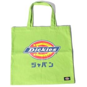 (Dickies/ディッキーズ)ロゴジャパン エコバック/ユニセックス グリーン