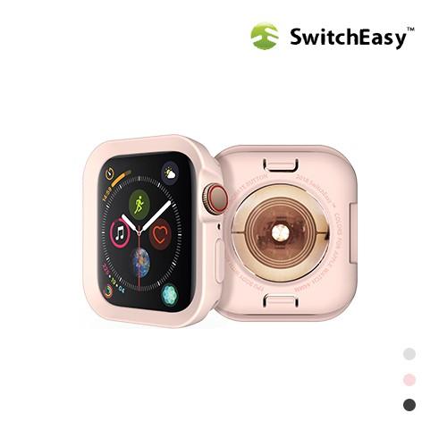SwitchEasy Apple Watch 5 4 Colors 錶殼 40mm 44mm 保護殼 蘋果 手錶 防摔殼