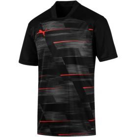 【プーマ公式通販】 プーマ FTBLNXT グラフィック シャツ メンズ Puma Black-Nrgy Red |PUMA.com