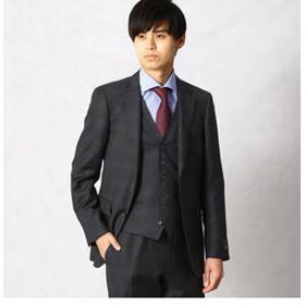 【COMME CA MEN:スーツ・ネクタイ】CERRUTI IL principeセットアップジャケット