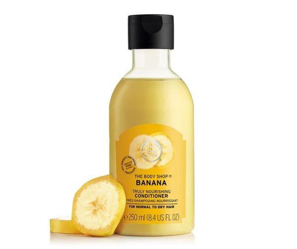 THE BODY SHOP香蕉滋養護髮乳-250ML