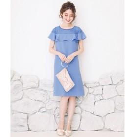 Feroux / フェルゥ 【手洗い可】クラシカルラッフル ドレス