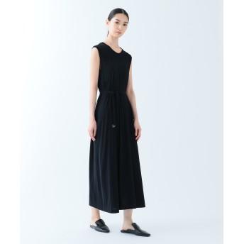 【オンワード】 JOSEPH WOMEN(ジョゼフ ウィメン) VISCOSE JERSEY ドレス ネイビー S レディース 【送料無料】