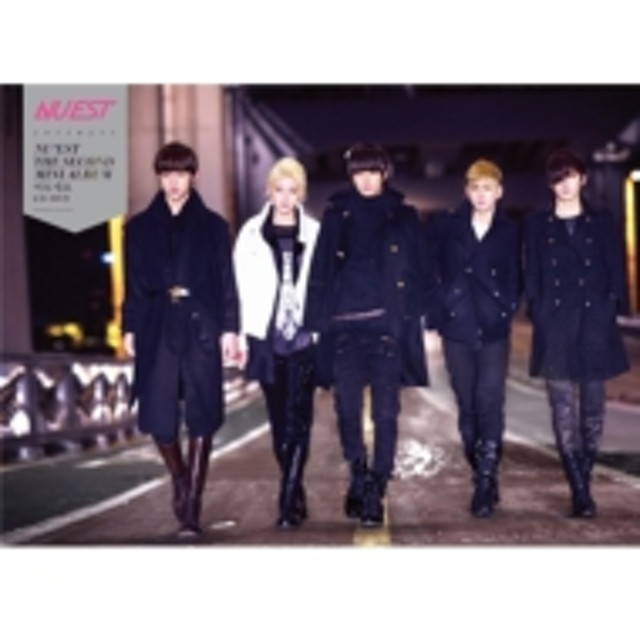 NU'EST/2nd Mini Album: もしもし (台湾独占豪華寫真影音限定盤)(+dvd)