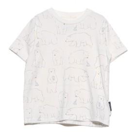 ジェラートピケ gelato pique 【KIDS】【シロクマフェア】冷感 kids Tシャツ (オフホワイト)