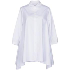 《送料無料》I'M ISOLA MARRAS レディース シャツ ホワイト 40 コットン 100%
