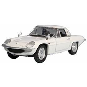 ノレブ 1/43 マツダ コスモ スポーツ L10B 1968 ホワイト 完成品