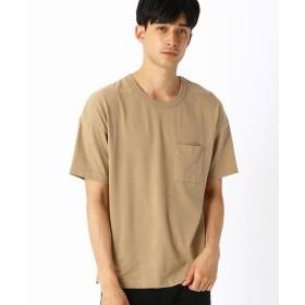 COMME CA ISM / コムサイズム カラービッグTシャツ