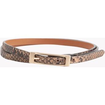 【Theory】Cby Rich Python Belt