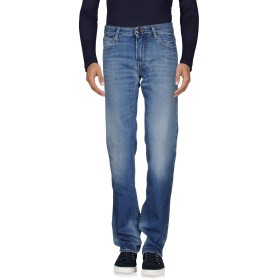 《期間限定 セール開催中》EMPORIO ARMANI メンズ ジーンズ ブルー 28 コットン 98% / ポリウレタン 2%