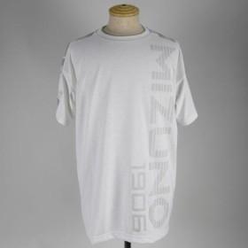 MIZUNO SHOP [ミズノ公式オンラインショップ] 半袖Tシャツ[メンズ] 01 ホワイト D2MA9002