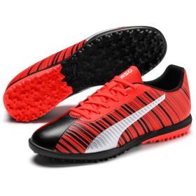【プーマ公式通販】 プーマ ワン 5.4 サッカー ターフトレーニング メンズ Black-Nrgy Red-Aged Silver |PUMA.com