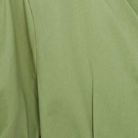 ワンピース - WITCH シャツワンピース 膝丈ワンピ Tシャツ 薄手 半袖 Vネック フレア 無地 ゴムウエスト ふんわり 大人 おしゃれ カジュアルピンクイエロー ミント夏 新作_op-10835