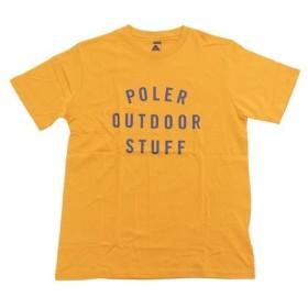 POLER POS T-SHIRT Tシャツ 55200034-MUS (Men's)