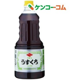 ニビシ 上級 うすくちしょうゆ ( 1.5L )/ ニビシ