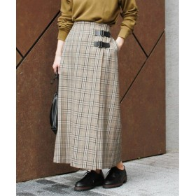 JOURNAL STANDARD Pチェックラップスカート