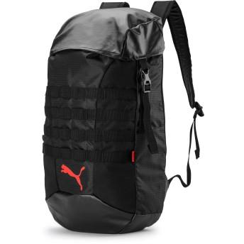 【プーマ公式通販】 プーマ FTBLNXT バックパック 20L メンズ Puma Black-Nrgy Red |PUMA.com