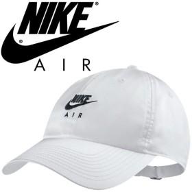 キャップ 帽子 レディース ナイキ NIKE エア ヘリテージ86 スポーツ カジュアル ストリート 女性 ロゴ ホワイト 白 ぼうし /CI3613-100