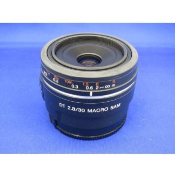 【中古】 【並品】 ソニー DT 30mm F2.8 Macro SAM [SAL30M28]