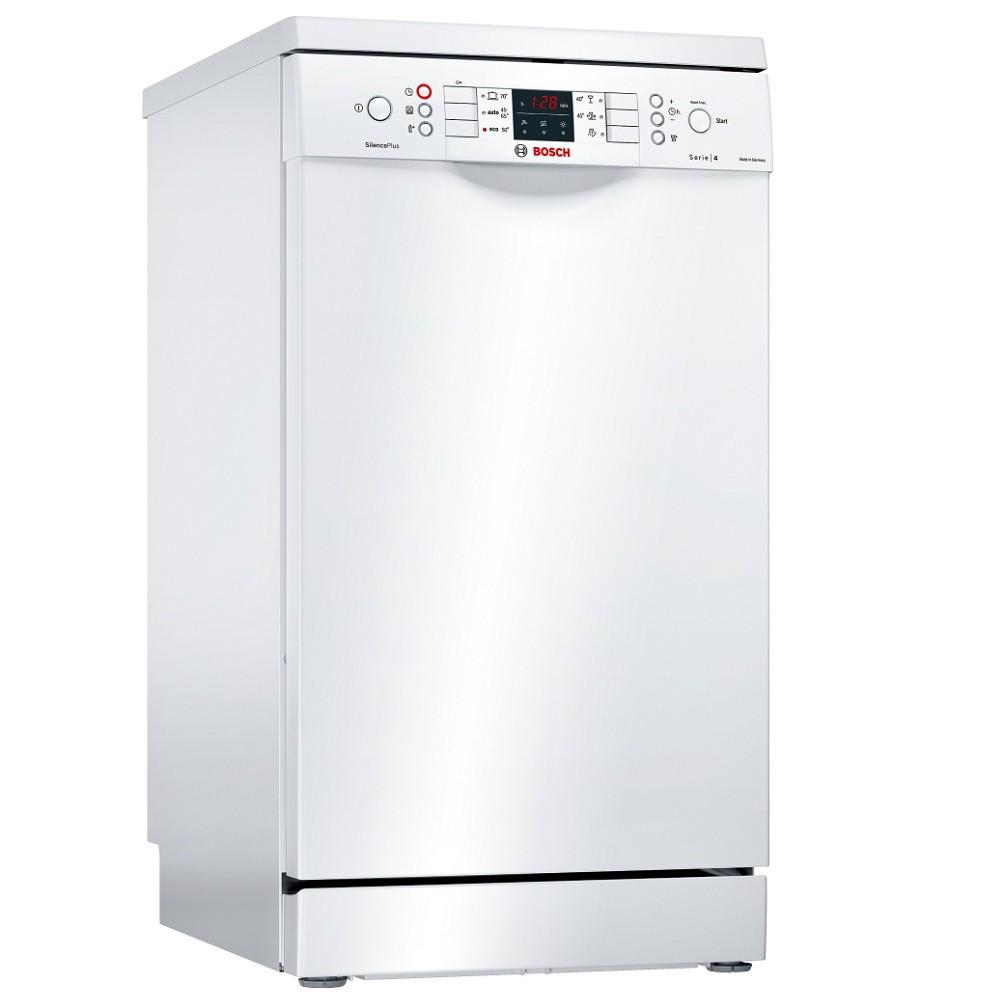 【Bosch 博世】SPS46MW00X 獨立式洗碗機