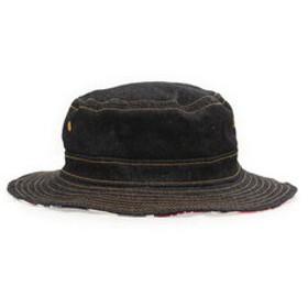 【Super Sports XEBIO & mall店:帽子】ジュニア パッチワークリバーシブルハット 570C7ST4225 NVY