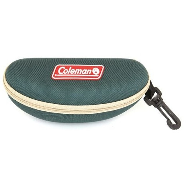 Coleman(コールマン) メガネケース/グリーン CO07-1/092028(取)パール