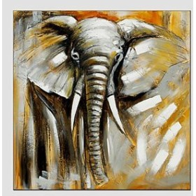 【今だけ☆送料無料】アートパネル  動物画1枚で1セット エレファント 象 アニマル 象牙 プレゼント 【納期】お取り寄せ2~3週間前後で