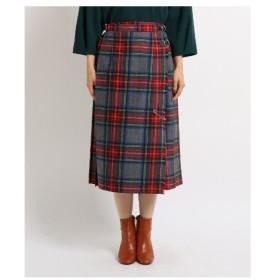 Dessin(Ladies)(デッサン(レディース))【別注】O'neil OF DUBLIN チェックスカート
